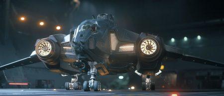 Star Citizen Vanguard Warden LTi Ship