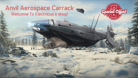 Anvil Aerospace Carrack