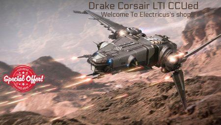 Drake Corsair