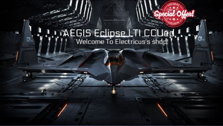 Aegis Eclipse Star Citizen