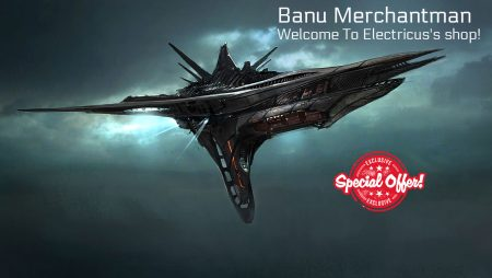 Banu Merchantman price buy