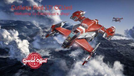 Cutlass Red Star Citizen