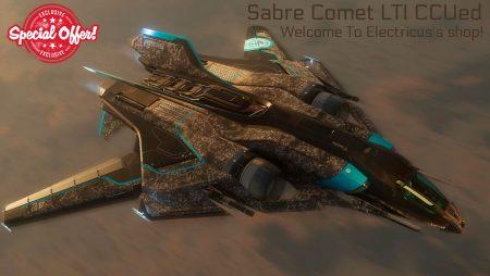 Sabre Comet