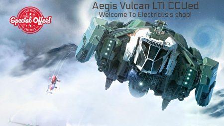 Aegis Vulcan